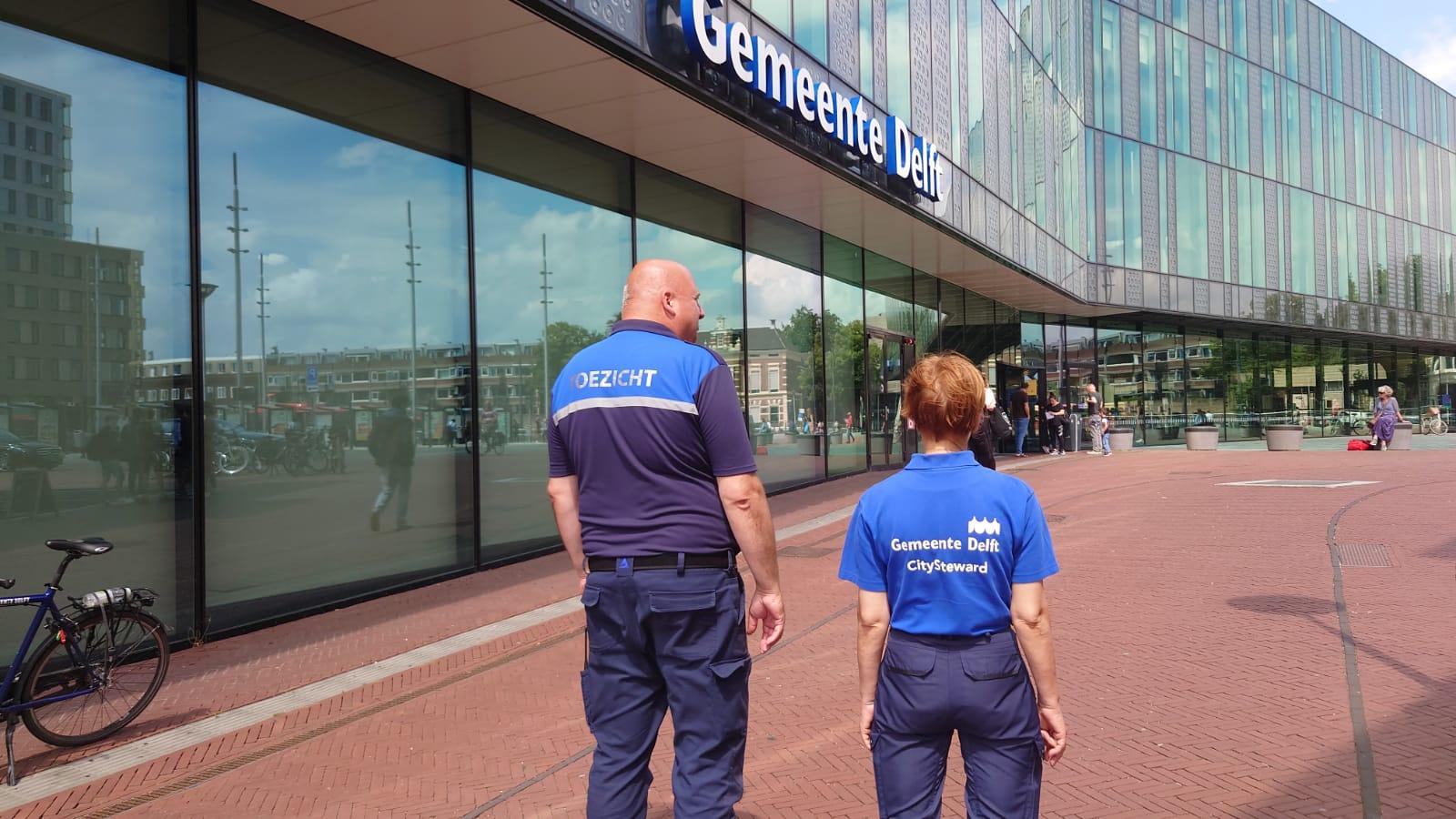 BEX beveiliging verlengd de samenwerking m.b.t. het leveren van Toezichthouders en CityStewards.